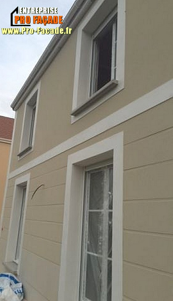 Pro fa ade entreprise ravalement de fa ade isolation for Decoration facade maison exterieur