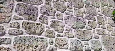 Enduit imitation pierre