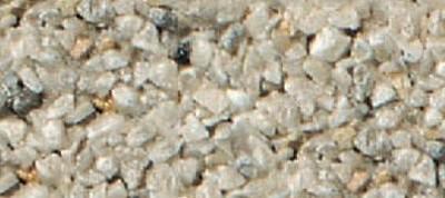 Enduit organique grains de marbre